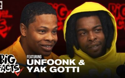 Unfoonk & Yak Gotti talk Young Thug's YSL Records, Past Legal Issues, New Music & More | Big Facts