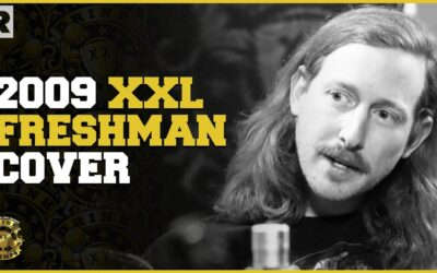 Asher Roth, Mickey Factz & Blu Talk Eminem, '09 XXL Freshman Cover, Careers & More | Drink Champs