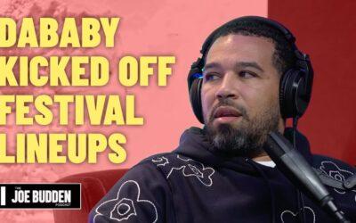 DaBaby Kicked Off Festival Lineups   The Joe Budden Podcast
