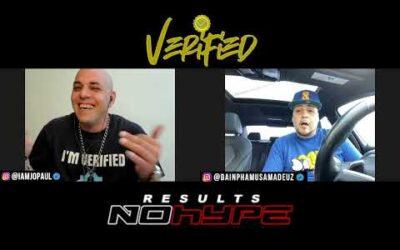 #VerifiedPodcast DA INPHAMUS AMADEUZ talks HipHop, Djing, & Becoming a future industry mogul